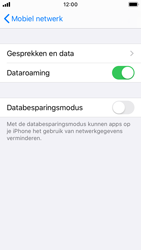 Apple iPhone SE - iOS 13 - Buitenland - Internet in het buitenland - Stap 7