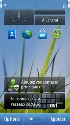 Nokia C6-01 - Internet - Configuration manuelle - Étape 1