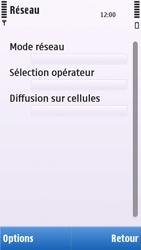 Nokia C5-03 - Réseau - utilisation à l'étranger - Étape 9