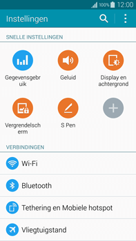 Samsung N910F Galaxy Note 4 - Bluetooth - headset, carkit verbinding - Stap 4