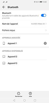 Huawei Mate 20 - Bluetooth - connexion Bluetooth - Étape 10