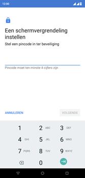 Wiko View 2 Plus - Beveiliging - stel in of wijzig pincode voor je toestel - Stap 8