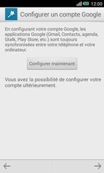Alcatel OT-5050X Pop S3 - Premiers pas - Créer un compte - Étape 8