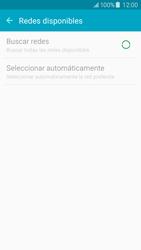 Samsung Galaxy J5 - Red - Seleccionar una red - Paso 6