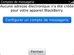 BlackBerry 9360 Curve - E-mail - Configuration manuelle - Étape 6