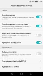 Huawei Nova - Internet - Désactiver du roaming de données - Étape 7