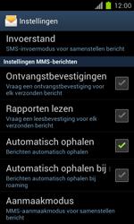 Samsung I9100 Galaxy S II - OS 4 ICS - MMS - probleem met ontvangen - Stap 5