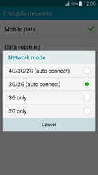 Samsung A500FU Galaxy A5 - Network - Change networkmode - Step 8