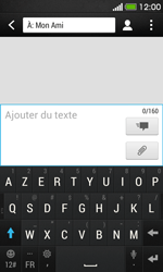 HTC Desire 500 - MMS - envoi d'images - Étape 6