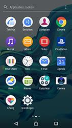 Sony Xperia XZ (F8331) - Android Nougat - MMS - Afbeeldingen verzenden - Stap 2