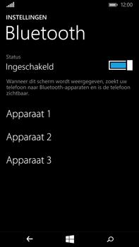 Microsoft Lumia 640 XL - Bluetooth - Koppelen met ander apparaat - Stap 6