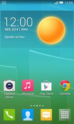 Alcatel Pop S3 (OT-5050X) - Paramètres - Reçus par SMS - Étape 3