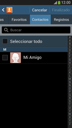 Samsung Galaxy S4 Mini - E-mail - Escribir y enviar un correo electrónico - Paso 6