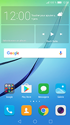 Huawei Nova - Applications - Créer un compte - Étape 2