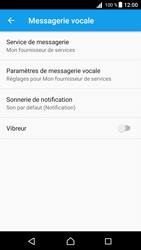 Sony Xperia Z5 (E6653) - Android Nougat - Messagerie vocale - Configuration manuelle - Étape 8
