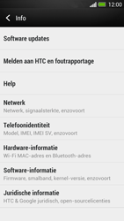 HTC One - Toestel - Software update - Stap 6