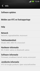 HTC One - Software updaten - Update installeren - Stap 5