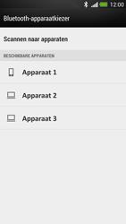 HTC One - Contacten en data - Contacten overzetten via Bluetooth - Stap 11