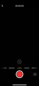 Apple iPhone XS - iOS 12 - Photos, vidéos, musique - Créer une vidéo - Étape 10