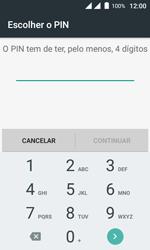 Wiko Sunny DS - Segurança - Como ativar o código de bloqueio do ecrã -  7