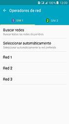 Samsung Galaxy J3 (2016) DualSim (J320) - Red - Seleccionar una red - Paso 9