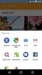 Sony Xperia XZ Premium (G8141) - Contacten en data - Foto