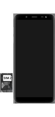 Samsung Galaxy J6 - Primeiros passos - Como inserir o chip da Nextel no seu celular - Etapa 8
