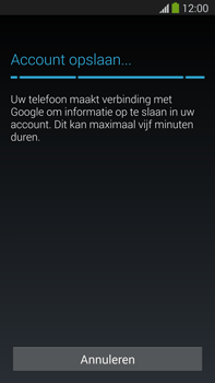 Samsung N9005 Galaxy Note III LTE - Applicaties - Account aanmaken - Stap 19