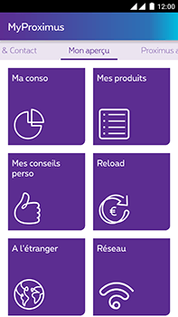 OnePlus 2 - Applications - MyProximus - Étape 13