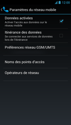 Acer Liquid S1 - Internet - Configuration manuelle - Étape 6