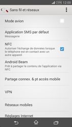 Sony Xperia T3 - Mms - Configuration manuelle - Étape 5