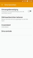 Samsung J500F Galaxy J5 - SMS - handmatig instellen - Stap 8