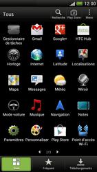 HTC Z520e One S - Réseau - Utilisation à l