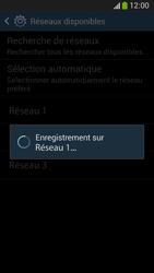 Samsung C105 Galaxy S IV Zoom LTE - Réseau - utilisation à l'étranger - Étape 12