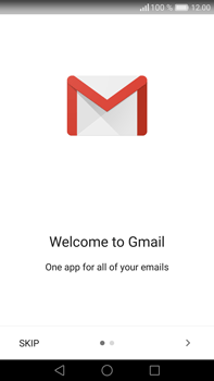Huawei Mate 8 - Email - 032a. Email wizard - Gmail - Step 4