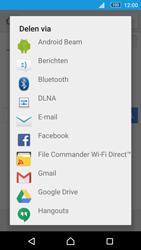 Sony Xperia M5 - Internet - Internet gebruiken - Stap 19