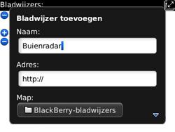 BlackBerry 9300 Curve 3G - Internet - hoe te internetten - Stap 9