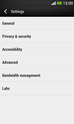 HTC Desire 500 - Internet - Manual configuration - Step 20