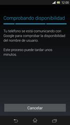 Sony Xperia Z - Primeros pasos - Activar el equipo - Paso 26