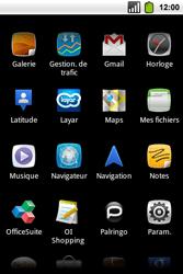 Alcatel OT-991 Smart - Internet - Navigation sur Internet - Étape 2