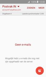 Samsung Galaxy J1 (2016) - E-mail - handmatig instellen (yahoo) - Stap 7
