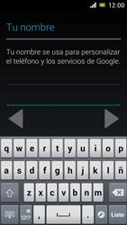 Sony Xperia J - Aplicaciones - Tienda de aplicaciones - Paso 6