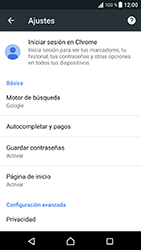 Sony Xperia XZ - Android Nougat - Internet - Configurar Internet - Paso 25