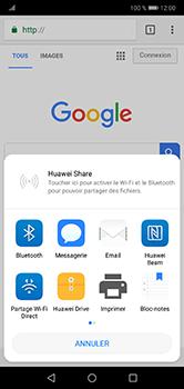 Huawei P20 lite - Internet et connexion - Naviguer sur internet - Étape 21