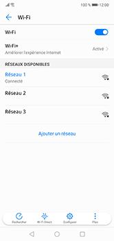 Huawei P20 Lite - Wifi - configuration manuelle - Étape 7