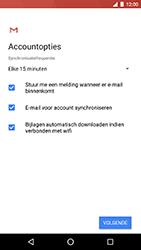 LG Nexus 5X - Android Oreo - E-mail - e-mail instellen (yahoo) - Stap 11
