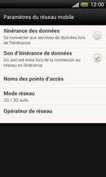 HTC C525u One SV - Internet - configuration manuelle - Étape 7