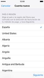 Apple iPhone SE iOS 10 - Aplicaciones - Tienda de aplicaciones - Paso 9