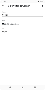 Nokia 7-plus-dual-sim-ta-1046-android-pie - Internet - Hoe te internetten - Stap 11