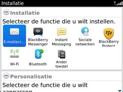 BlackBerry 9360 Curve - E-mail - Handmatig instellen - Stap 5